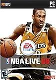 NBA Live 08 PC DVD