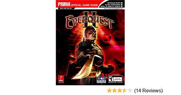 EverQuest II (Prima Official Game Guide): Inc  IMGS: 9780761545026