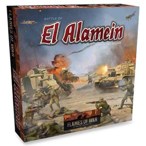 Flames Of War: Battle of El Alamein Starter Set ()