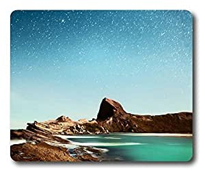 3D Stone Easter Thanksgiving Personlized Masterpiece Limited Design Oblong Mouse Pad by Cases & Mousepads