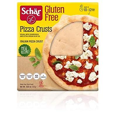 Schär Gluten Free Pizza Crust, 2-Count, 2-Pack