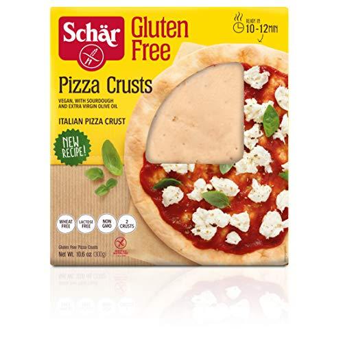 Schär Gluten Free Pizza Crust, 2-Count, 2-Pack ()