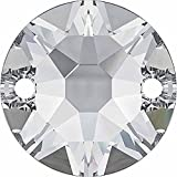 3288 Swarovski Sew On Crystals Xirius Crystal | 10mm - Pack of 96 (Wholesale) | Small & Wholesale Packs