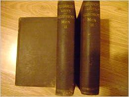 Plutarch's Lives of Illustrious Men (3 Volume Set)