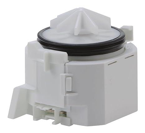DREHFLEX – Bomba – Bomba de drenaje – DREHFLEX bomba para lavavajillas/lavavajillas de Bosch/Siemens/Neff/Balay – Compatible con partes Nr. ...