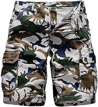 Pantalones Cortos de algodón para hombresPantalones Cortos de ...