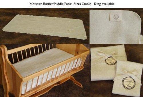 Holy Lamb Organics Puddle Pad Moisture Barrier (Twin)