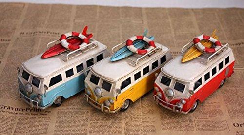 おしゃれな模型 レトロバス 完成品 TY120の商品画像