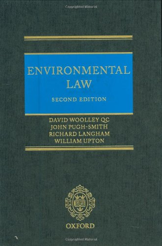 Environmental Law by Oxford University Press