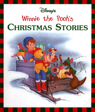 Disney's: Winnie the Pooh's - Christmas Stories: Big Book (Learn and Grow)