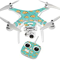 MightySkins Protective Vinyl Skin Decal for DJI Phantom 3 Standard Quadcopter Drone wrap cover sticker skins Clowning Around