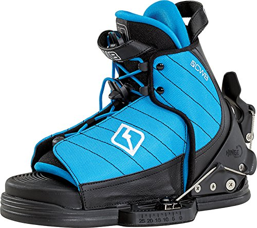 Connelly Tyke/Lulu Bindings 2016 Wakeboard for Age (1-4), Kids Size by CWB