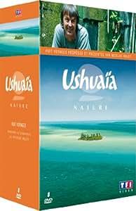 Ushuaïa nature - Coffret 8 voyages (orange) [Francia] [DVD]