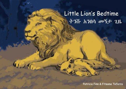 Little Lion's Bedtime PDF