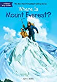 img - for Where Is Mount Everest? book / textbook / text book