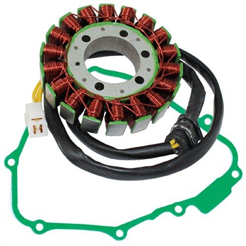 Caltric STATOR & GASKET Fits HONDA CBR600F2 CBR-600F2 CBR600 F2 SUPER SPORT 1991-1994 Honda Cbr600f2 Cbr