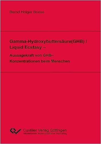 Liquid-Ecstasy (German Edition)