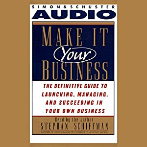 Make It Your Business Audiobook