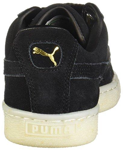 Puma36556101 Heart Celebrate puma Black Puma Black Donna Suede O8gPqdxd