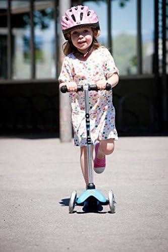 Micro Kickboard - Mini Original 3-Wheeled, Lean-to-Steer, Swiss-Designed Micro Scooter for Preschool Kids, Ages 2-5
