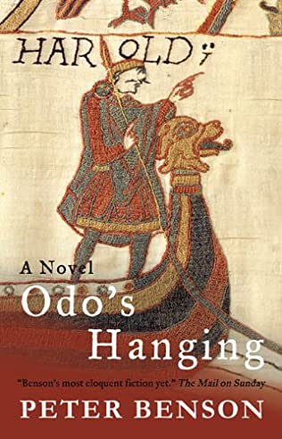 book cover of Odo\'s Hanging