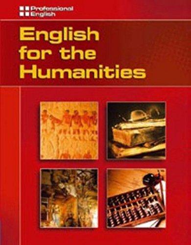 English for the Humanities. Kristin L. Johannsen (Professional English) PDF