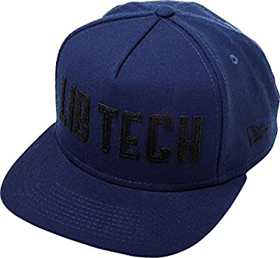 Lib Tech Block Lock New Era Cap Mens by Lib Tech