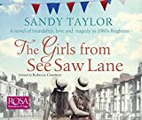img - for The Girls From See Saw Lane by Sandy Taylor (2016-06-01) book / textbook / text book