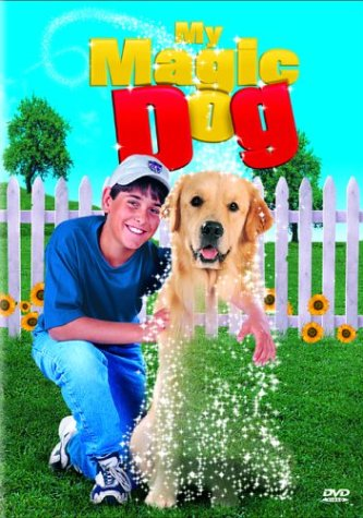My Magic Dog [VHS] (The Story Of Jerry And The Dog)