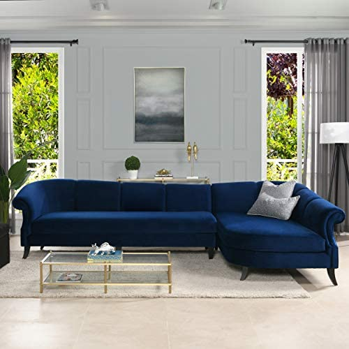 Jennifer Taylor Victoria Right Sectional Sofa