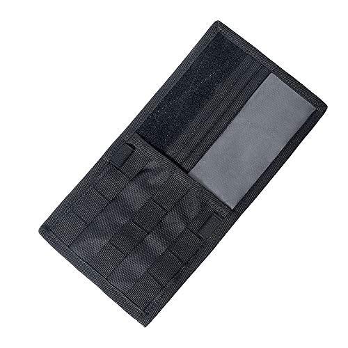 - Hot Sale!DEESEE(TM)Tactical MOLLE Vehicle Visor Panel Truck Car Sun Visor Organizer CD Bag Holder (Black)