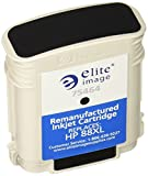 Elite Image Remanufactured HP 88 Inkjet Cartridge -Black -Inkjet -2450 Page -1 Each -Remanufactured