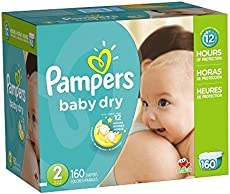 What is the weight for pampers size 2 | Baby Diaper Size Chart