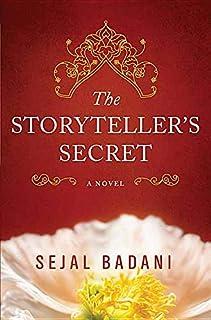 Book Cover: The Storyteller's Secret
