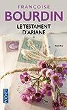 Le testament d'Ariane (1)