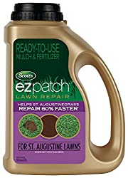 Scotts Ez Patch Lawn Repair For 17520 St. Augustine Lawns