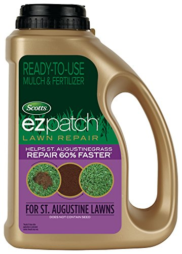 (Scotts EZ Patch Lawn Repair for 17520 St. Augustine Lawns)