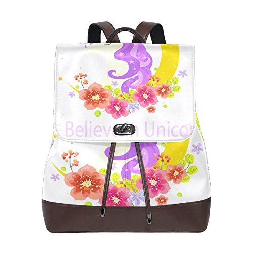 Bennigiry - Bolso mochila para mujer Multi#001
