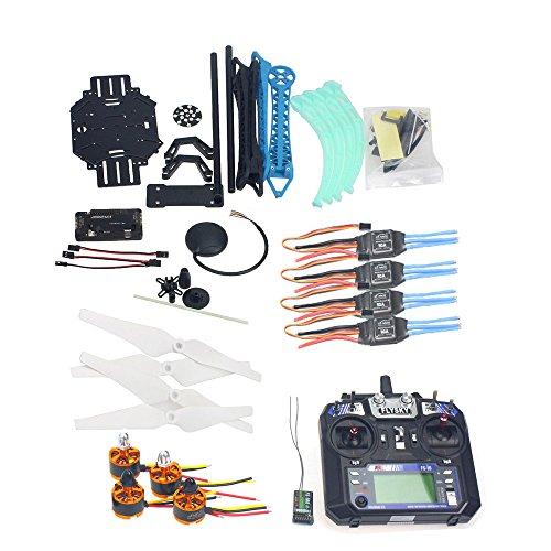 quad copter arf combo kit - 7