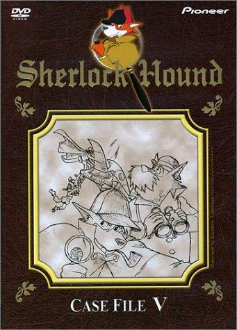 Sherlock Hound: Case File V (ep.19-22)