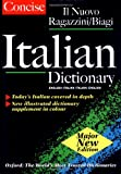 img - for Oxford Concise Italian Dictionary book / textbook / text book