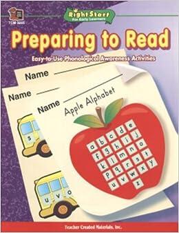 Book Preparing to Read