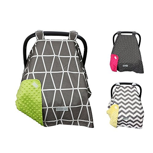 15 Designs – Car Seat Canopy Cover by CRAZZIE