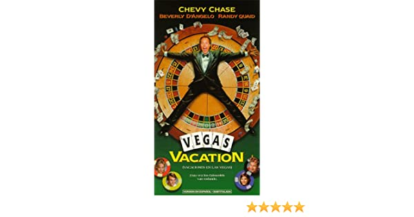 Vegas Vacation [USA] [VHS]: Amazon.es: Chevy Chase, Beverly ...