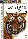 Le tigre par Moutou