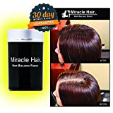 Miracle Hair- Hair Building Fibers 10 grams Light Brown
