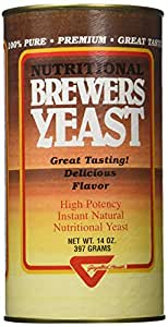 Modern Products Natural Brewers Yeast -- 14 oz