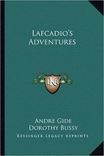 Book Lafcadio's Adventures