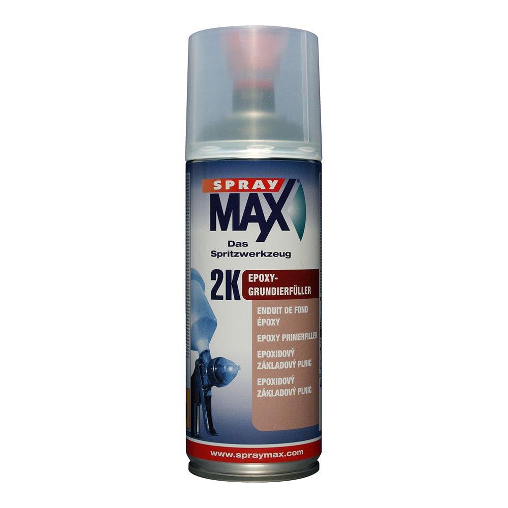 Spray max 2 k epoxy grundierfü ller 400 ml (noir)