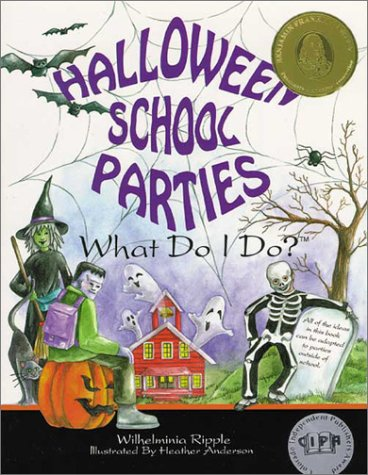 Halloween School Parties . . . What Do I Do? (What Do I Do? series) for $<!--$3.52-->